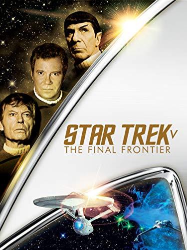 Star Trek V: The Final Frontier]()