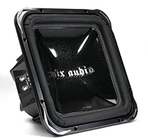 "MTX Square TS5512-22 12"" Dual Subwoofer 2Ohm"