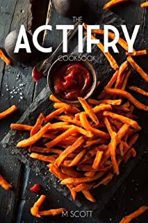 The Actifry Cookbook (1490970223) | Amazon price tracker / tracking, Amazon price history charts, Amazon price watches, Amazon price drop alerts