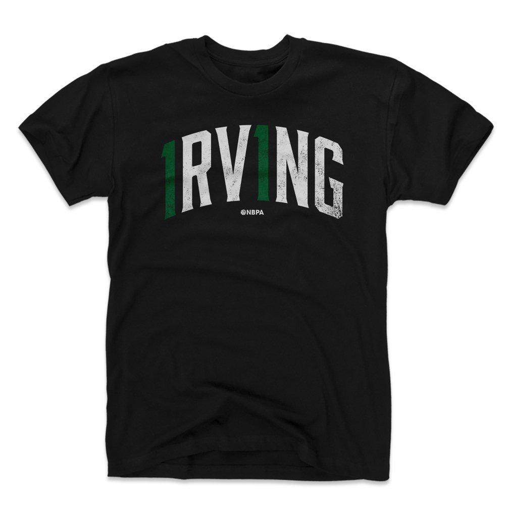 500レベルのKyrie Irving Shirt – Bostonバスケットボールメンズアパレル – Kyrie Irving 1rv1ng XX-Large ブラック B07C7P5RXD