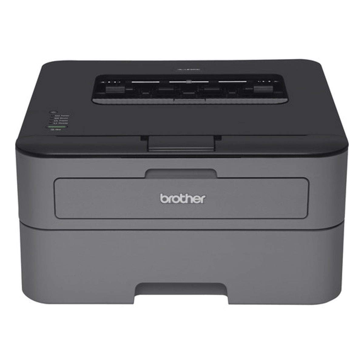 Brother HL L2321D Single Function Monochrome Laser Printer with Auto Duplex Printing Printers