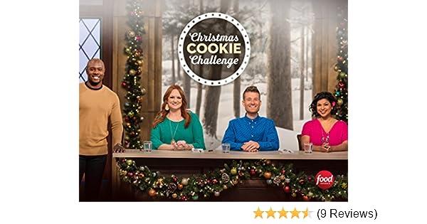 Christmas Cookie Challenge.Amazon Com Christmas Cookie Challenge Season 1