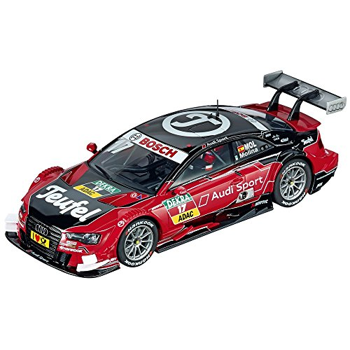Carrera Audi A5 DTM ''M. Molina, No 17'' by Carrera
