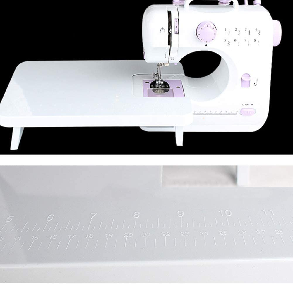 Tabla de máquina de coser, plástico ABS, multiángulo, con tabla de expansión, 35 x 25 x 2 cm: Amazon.es: Hogar