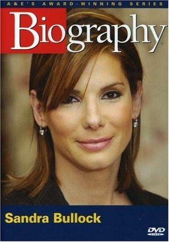 Amazon com: Biography - Sandra Bullock (A&E DVD Archives