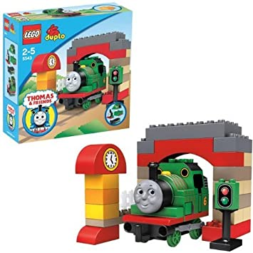 LEGO DUPLO Model 5543 Thomas & Friends Percy at the Sheds: Amazon ...
