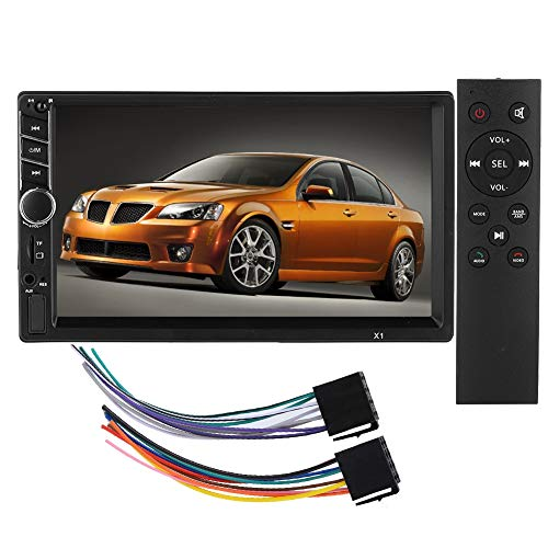 Qinlorgo 7in 2Din Stereo Car MP5 Player