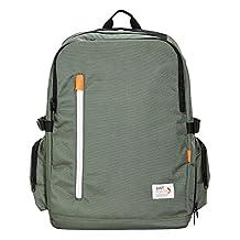 """Just Porter Professional Backpack - Sage Green   16"""" Laptop"""