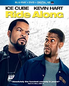 Cover Image for 'Ride Along (Blu-ray + DVD + DIGITAL HD with UltraViolet)'