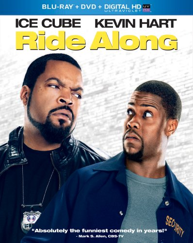 - Ride Along (Blu-ray + DVD + DIGITAL HD with UltraViolet)