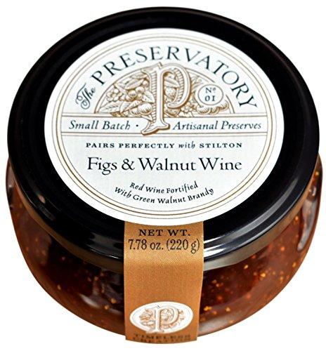 Vista D'Oro, Figs & Walnut Wine Preserve, 7.78 oz.