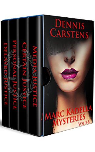 - Marc Kadella Mystery Series Vol 3-6 (Marc Kadella Series)