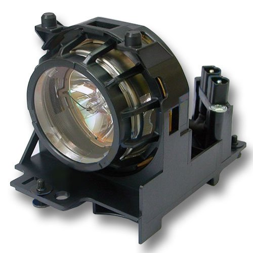 (pj-lc5 compatible Hitachi Projector lamp with Housing, 150 days warranty)