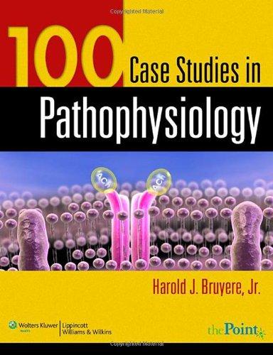 100 Case Stud.In Pathophysiology W/Cd