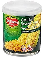 Del Monte Golden Sweet Corn , 180 gms - (Pack of 4)