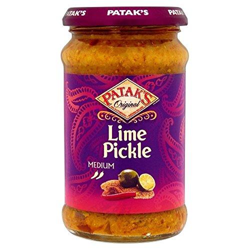 Lime Relish - Patak's Lime Pickle Medium (283g)