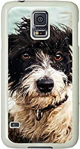 Dog Galaxy S5 Case, Galaxy S5 Cases - Compatible With Samsung Galaxy S5 SV i9600 - Samsung Galaxy S5 Case Durable Protective Case