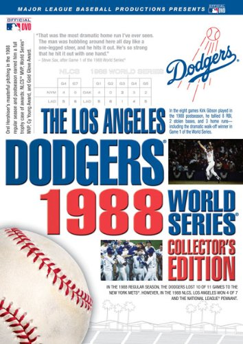 La Dodgers 1988 World Series by MLB_Home Video