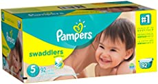 What is the weight for pampers size 5   Baby Diaper Size Chart