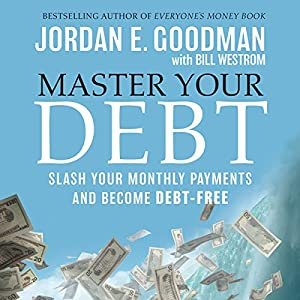 Master Your Debt Audiobook