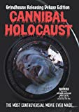 Cannibal Holocaust Deluxe Edition cover.