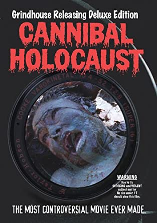 Image result for cannibal holocaust poster