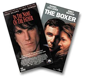 The Boxer / In the Name of the Father [VHS]