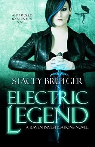 book cover of Electric Legend