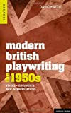 img - for Modern British Playwriting: The 1950's: Voices, Documents, New Interpretations (Decades of Modern British Playwriting) book / textbook / text book