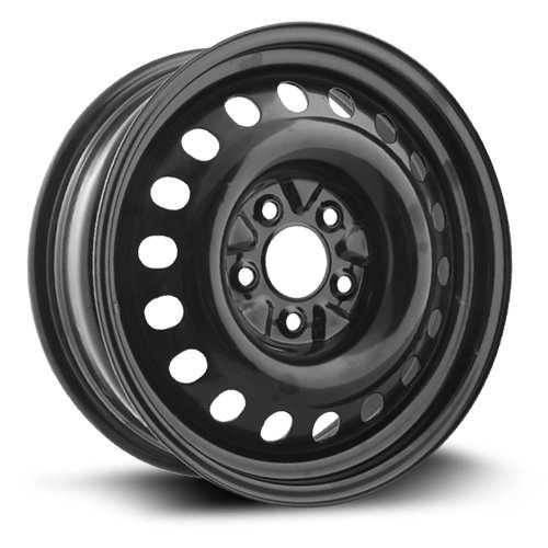 (RTX, Steel Rim, New Aftermarket Wheel, 17X7, 5X120, 67.1, 40, black finish X47767)