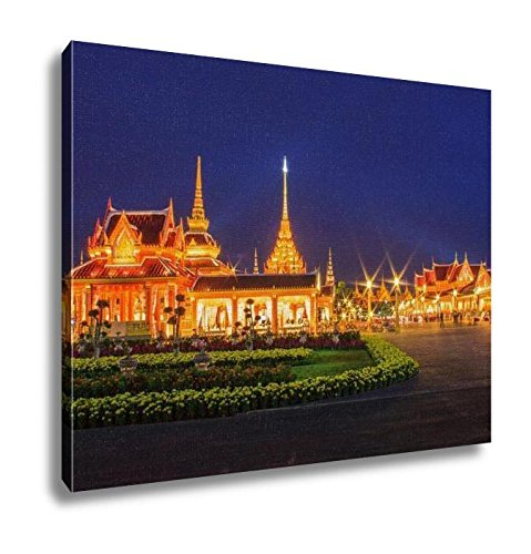 Ashley Canvas, Phra Meru Thai Royal Crematorium Bangkok Thailand, Home Decoration Office, Ready to Hang, 20x25, AG5875396 by Ashley Canvas