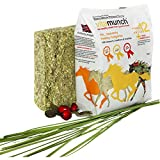 Product review for Equilibrium Vitamunch Heavenly Hedgerow Horse Treats 1kg Clear