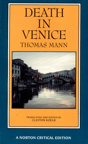 death in venice notes