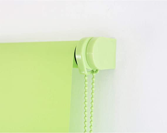 MERCURY TEXTIL Estor Enrollable translúcido Liso (Verde, 90x180cm): Amazon.es: Hogar