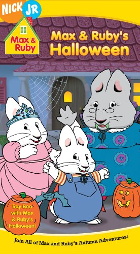 Max & Ruby's Halloween [VHS] (Vhs Halloween Costume)