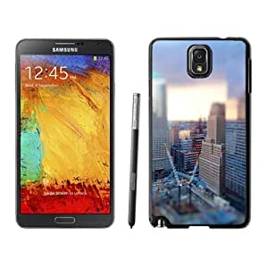 NEW Custom Designed For Iphone 6 4.7 Inch Case Cover Phone With Tilt Shift City Construction_Black Phone