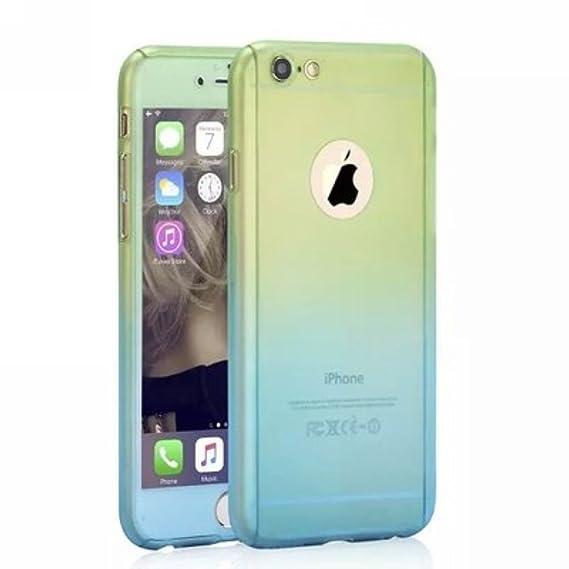 fc2f3c6b5cfdaf iPhone 6S Plus Case, Liberwill 360 Full body Luxury Shockproof Ultra Thin  Hard Soft Hybrid
