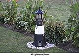 Amish-Made Tybee Island, GA Replica Lighthouse, 48'' Tall