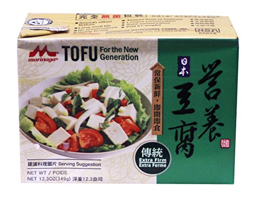 Silken Tofu (Extra Firm) - 12.3oz (Pack of 12)