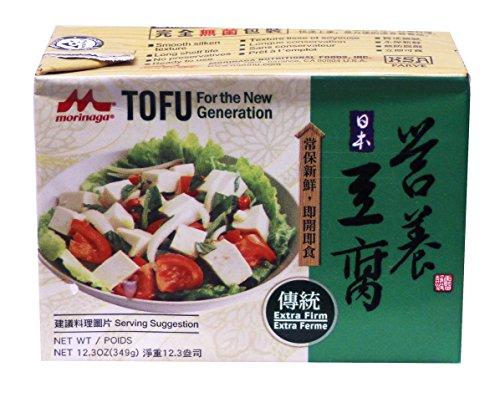 Silken Tofu (Extra Firm) - 12.3oz (Pack of 12)