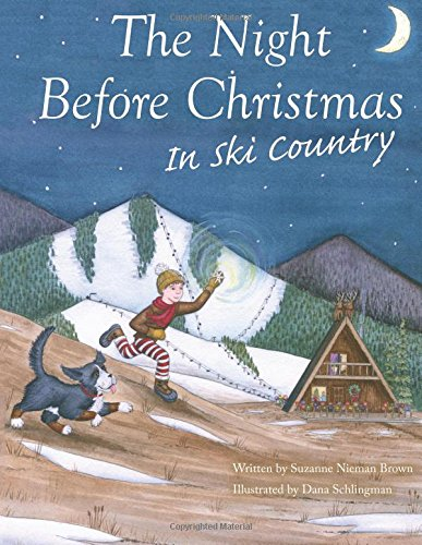 Night Before Christmas Ski Country product image