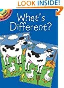 #7: What's Different? (Dover Little Activity Books)