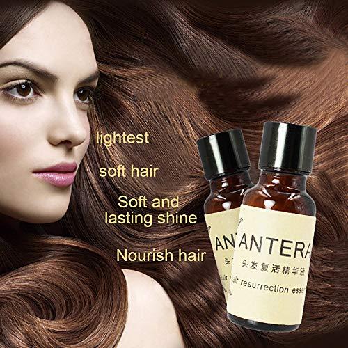 Hair Growth Essence Oil Herbal Hair Growth Liquid Hair revitalizing Essence for Inelastic, Tangled, Dull and Brittle Hair for seborrheic Alopecia, androgenic Alopecia, Alopecia areata