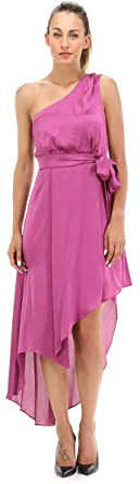 acquistare designer nuovo e usato vestibilità classica Kocca Abito Vestito donna monospalla Autunno Inverno 2018-19 ...