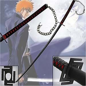 "Bleach Bankai 52"" Wooden Sword"
