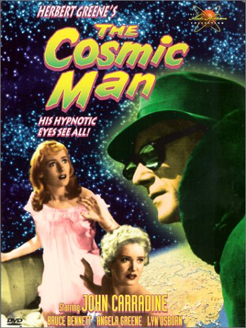 The Cosmic Man - Cosmic Eye