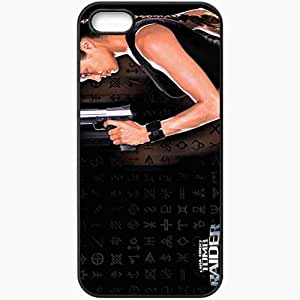 Personalized iPhone 5 5S Cell phone Case/Cover Skin 210 oakland raiders 0 Black by kobestar