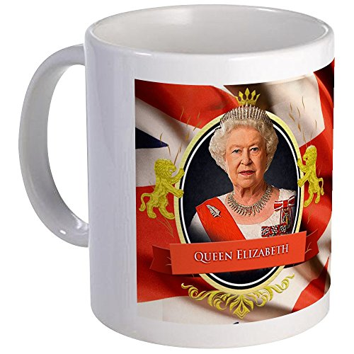 CafePress Elizabeth Historical Unique Coffee