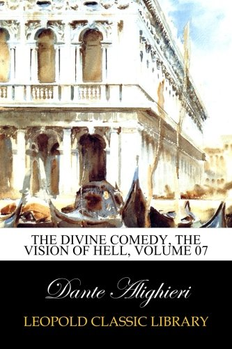Download The Divine Comedy The Vision Of Hell Book Pdf Audio Id