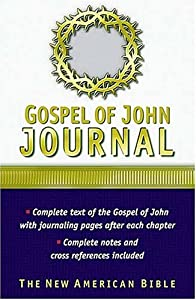 Gospel of John: The New American Bible (Journal) Thomas Nelson